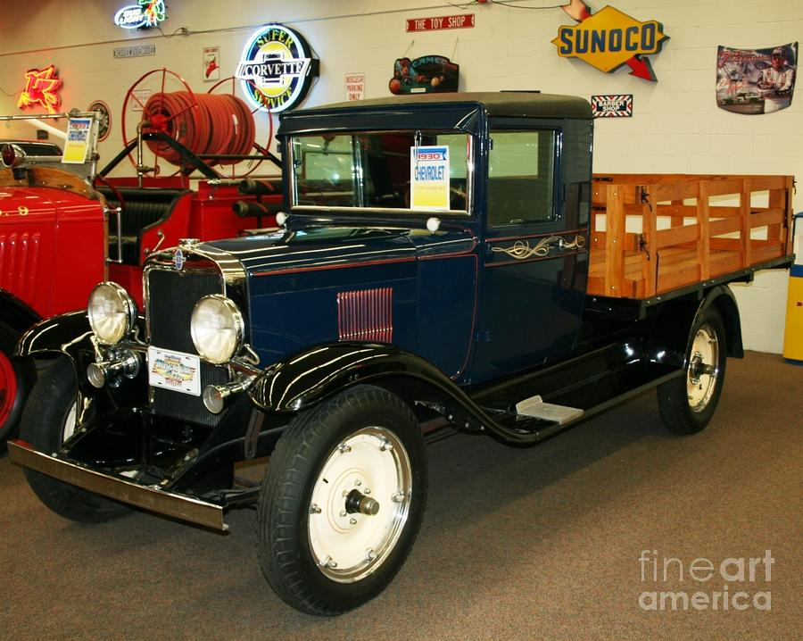 1930 Chevy Truck for Sale