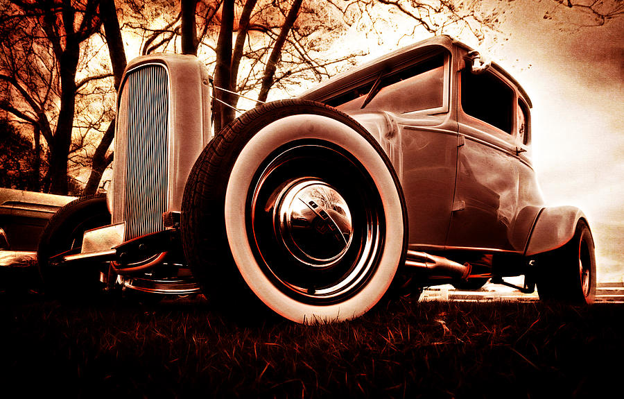 1930 Ford Model A Photograph