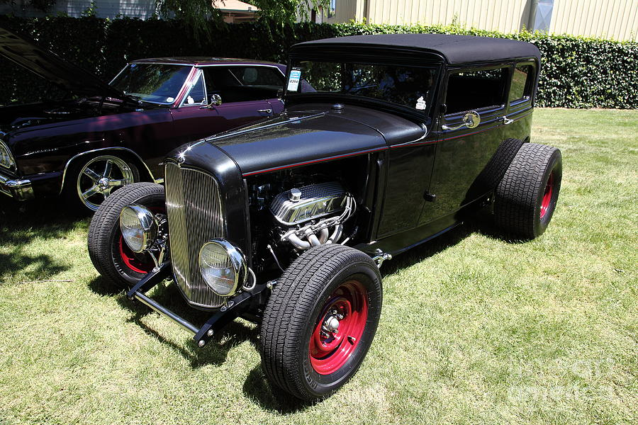 1931 Ford Victoria . 5d16454 Photograph