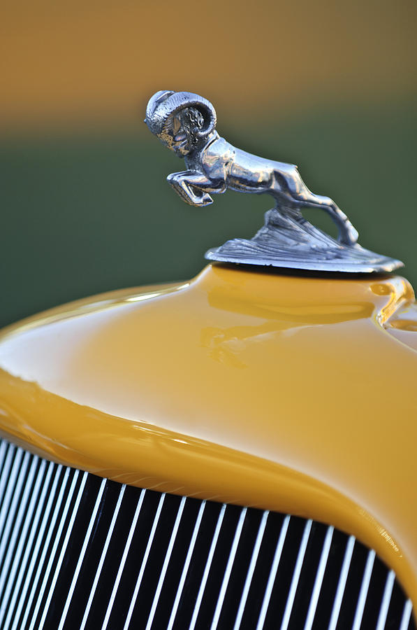 1933 dodge ram photograph 1933 dodge ram hood ornament by jill reger. Cars Review. Best American Auto & Cars Review