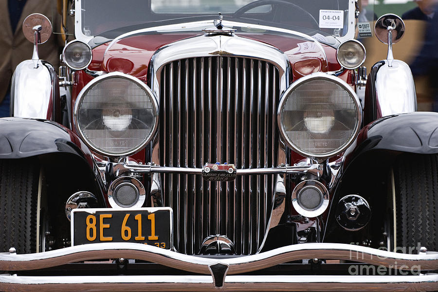 1933 Duesenberg Model J - D008167 Photograph