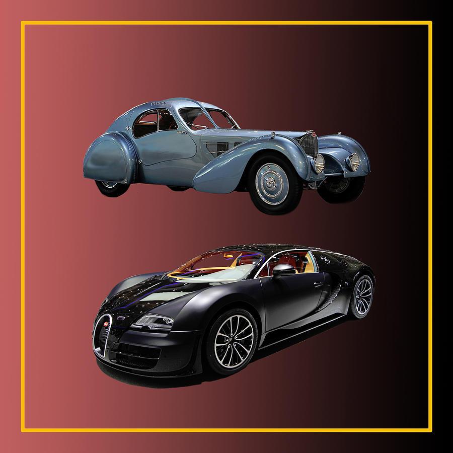 1936 Bugatti 2010 Bugatti Photograph