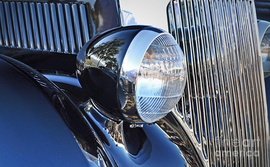 1936 Ford 2dr Sedan Photograph