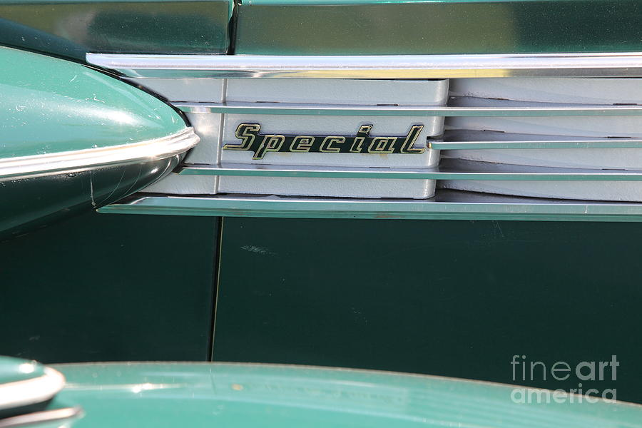 1938 Buick Special . 5d16226 Photograph