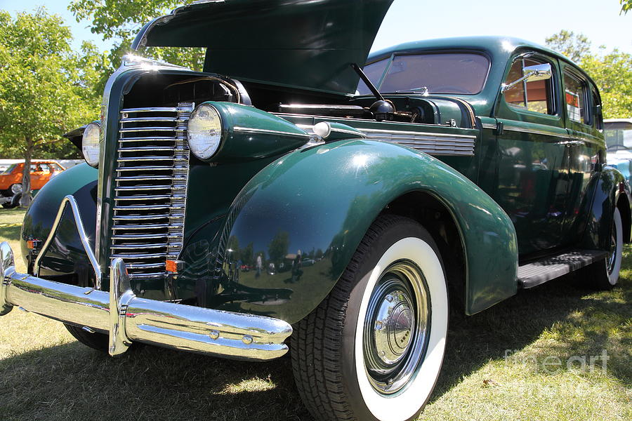 1938 Buick Special . 5d16227 Photograph
