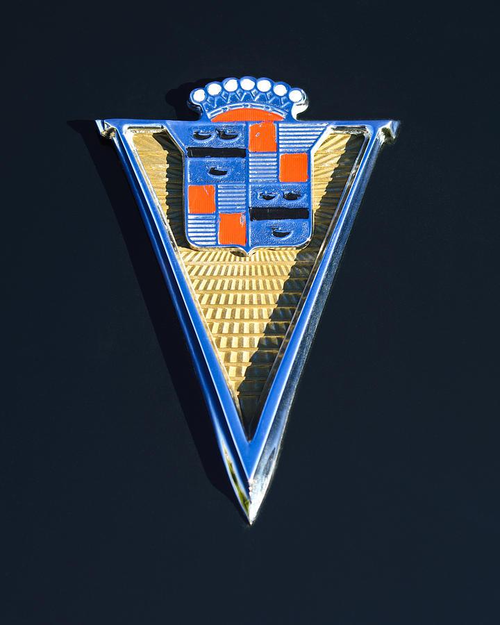 1940 Cadillac Emblem Art