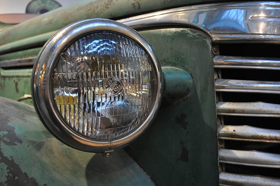 1940 Chevrolet Pickup Truck Ll Photograph By Daryl Macintyre