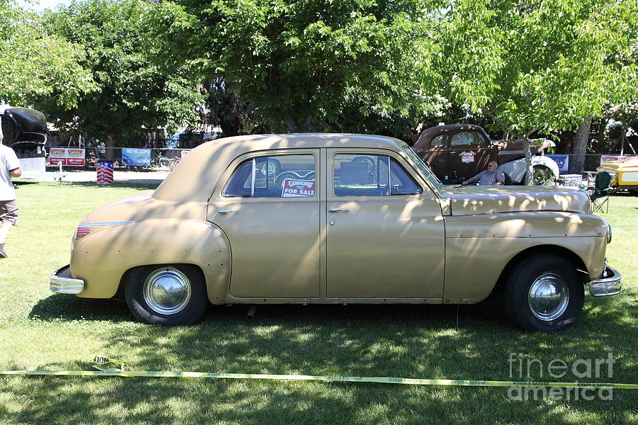 1949 Plymouth Delux Sedan . 5d16208 Photograph