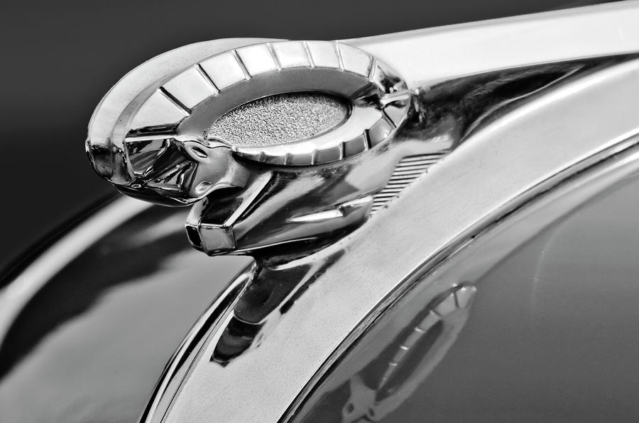 1950 dodge ram hood ornament by jill reger. Cars Review. Best American Auto & Cars Review