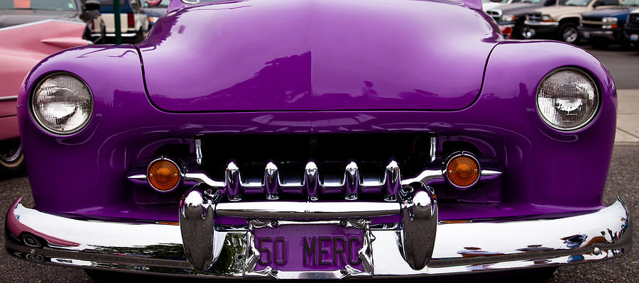 1950 Mercury Photograph  - 1950 Mercury Fine Art Print