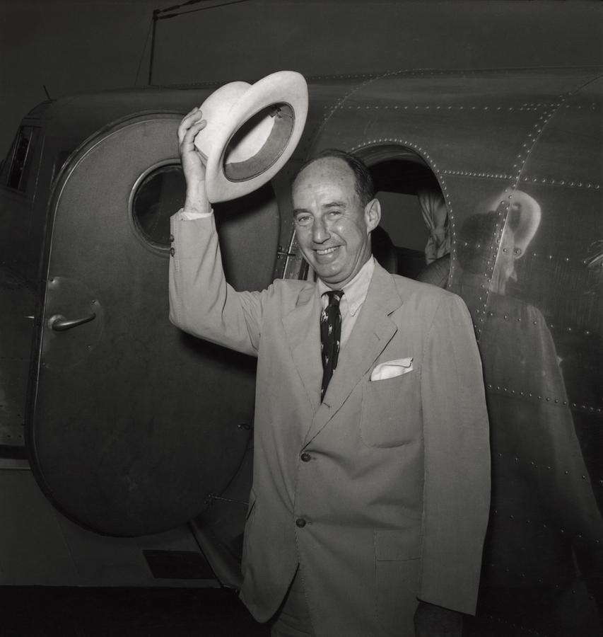 1952 Presidential Nominee Adlai Photograph