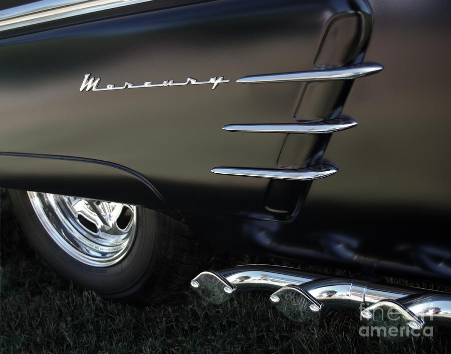 1953 Mercury Monterey Photograph