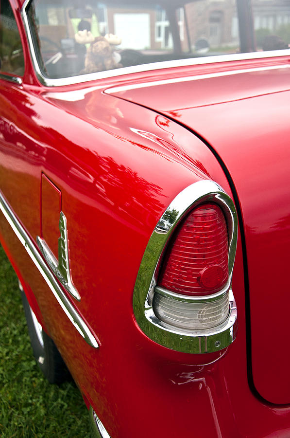 1955 chevrolet tail lights