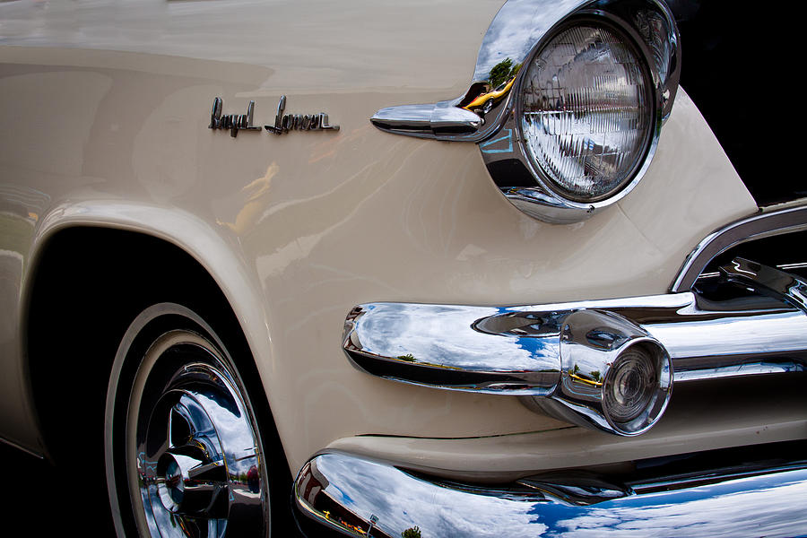 1955 Dodge Royal Lancer Sedan Photograph