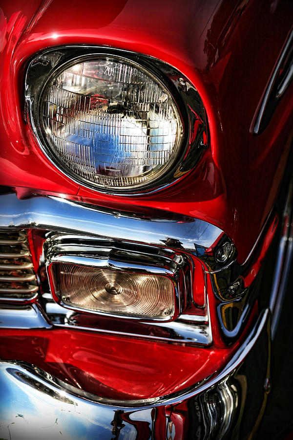 1956 Chevrolet Bel Air Photograph