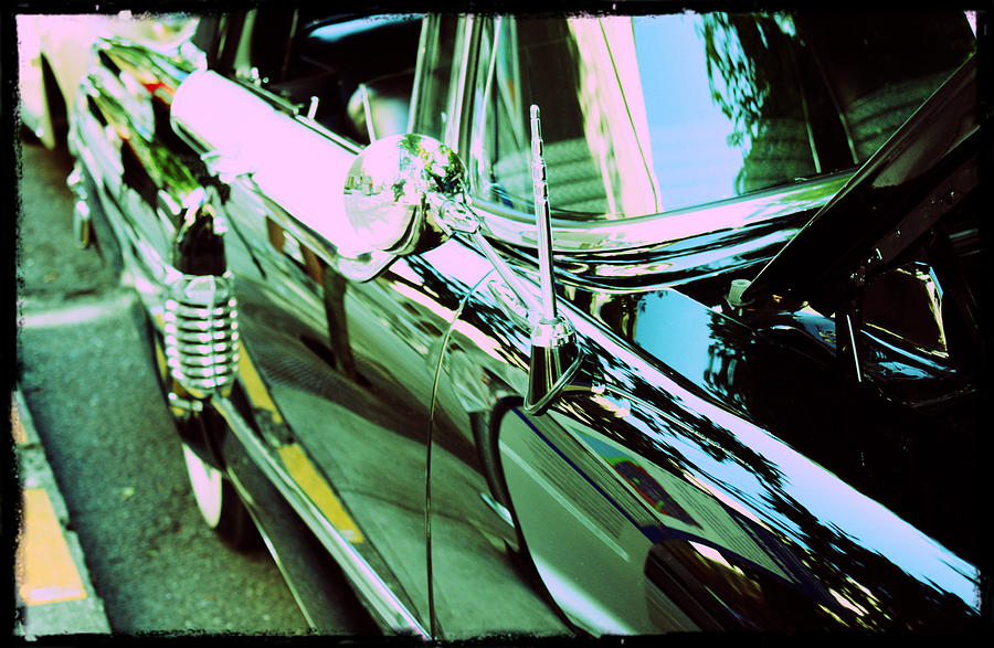 1956 Mercury Montclair Photograph  - 1956 Mercury Montclair Fine Art Print