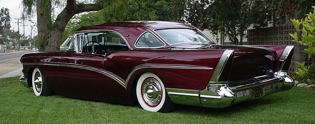 1957 Buick Convertible for Sale