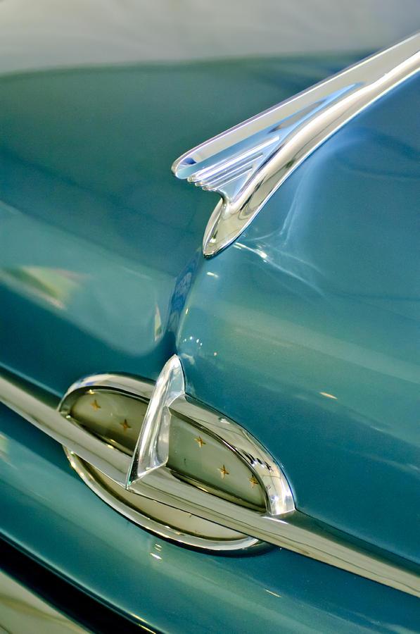 1957 Oldsmobile Hood Ornament 5 Photograph