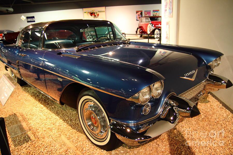 1958 Cadillac Eldorado Series 70 Brougham Photograph