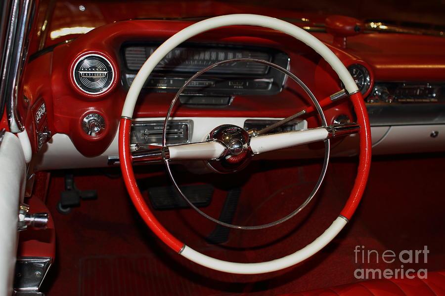 1959 Cadillac Convertible - 7d17387 Photograph