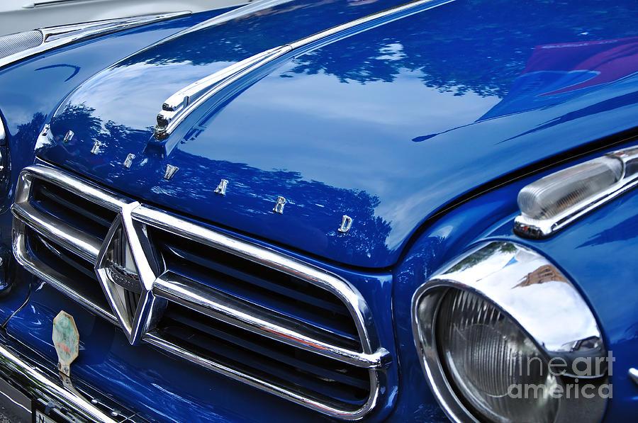 1960 Borgward Isabella Coupe Photograph