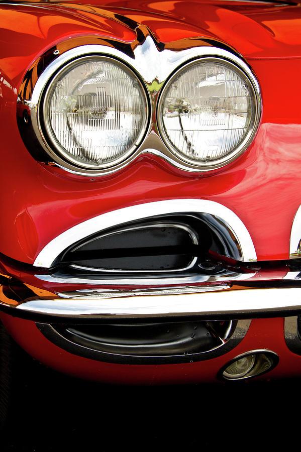 Old Corvette Headlights : Corvette headlights by roger mullenhour