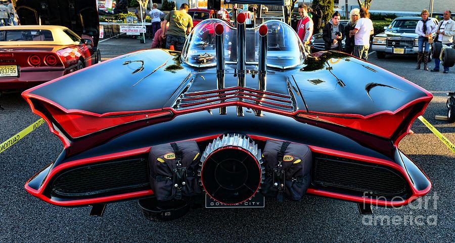 1960s Batmobile - 1 Photograph