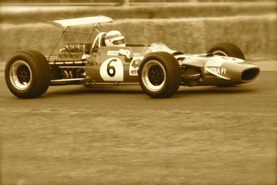 1960s matra f1 photograph   1960s matra f1 fine art print   john colley