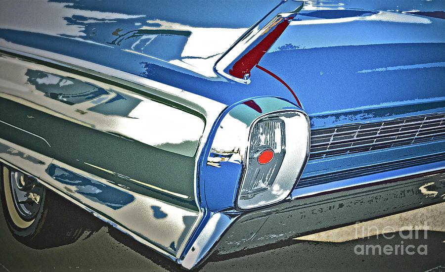 1962 Photograph - 1962 Cadillac El Dorado by Gwyn Newcombe