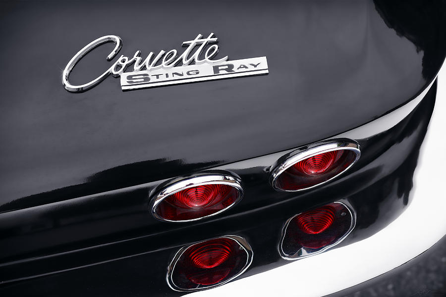 1964 Chevrolet Corvette Sting Ray  Photograph