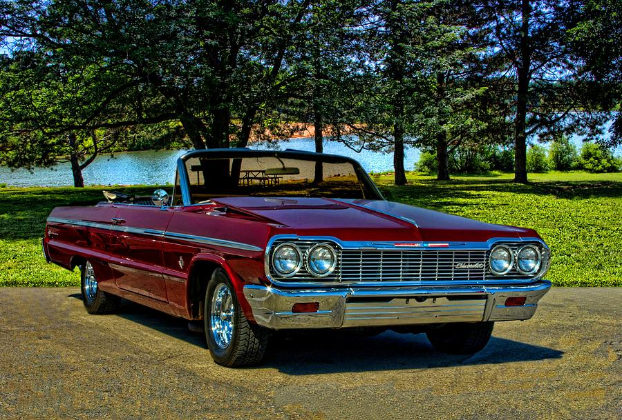 Chevy Impala 1964 Convertible