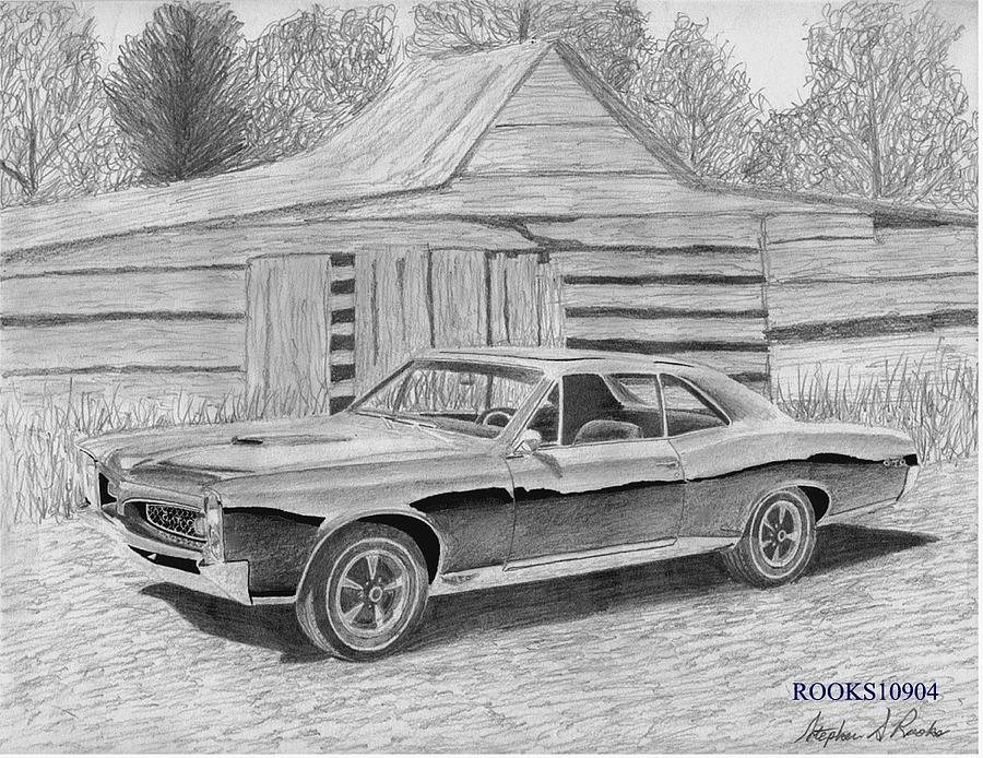Moments 1986 A Summer Remembered  South Park Drive In Theatre likewise Muscle Car Drawings In Pencil moreover Post570478 further Car Back Drawing besides 1941 Hotrod Nathan Miller. on old muscle car drawings pen and ink