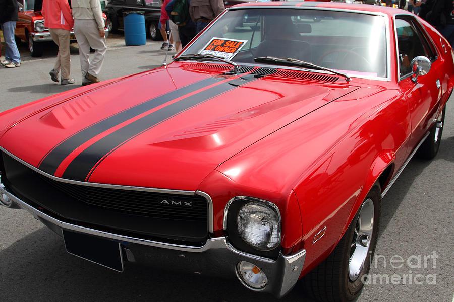 1968 Amx 7d15141 Photograph