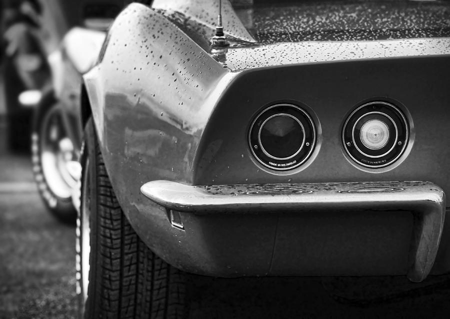 1969 Chevrolet Corvette Stingray Photograph