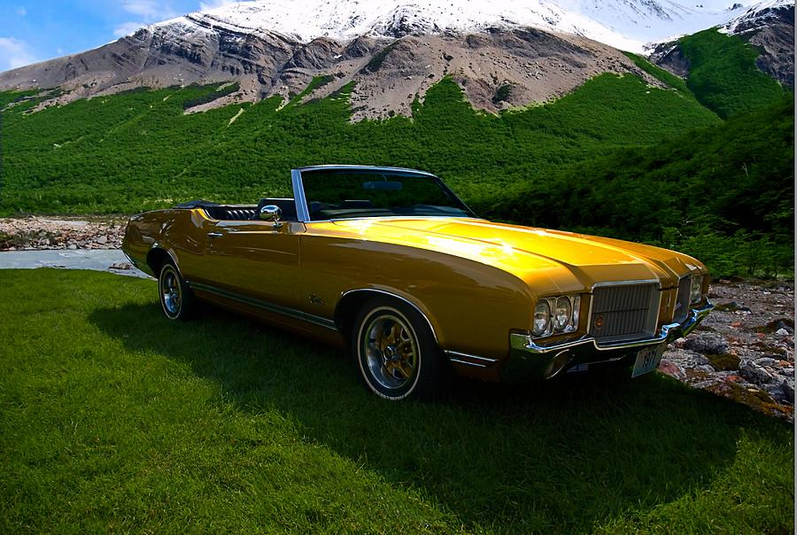 1971 oldsmobile cutlass convertible for sale