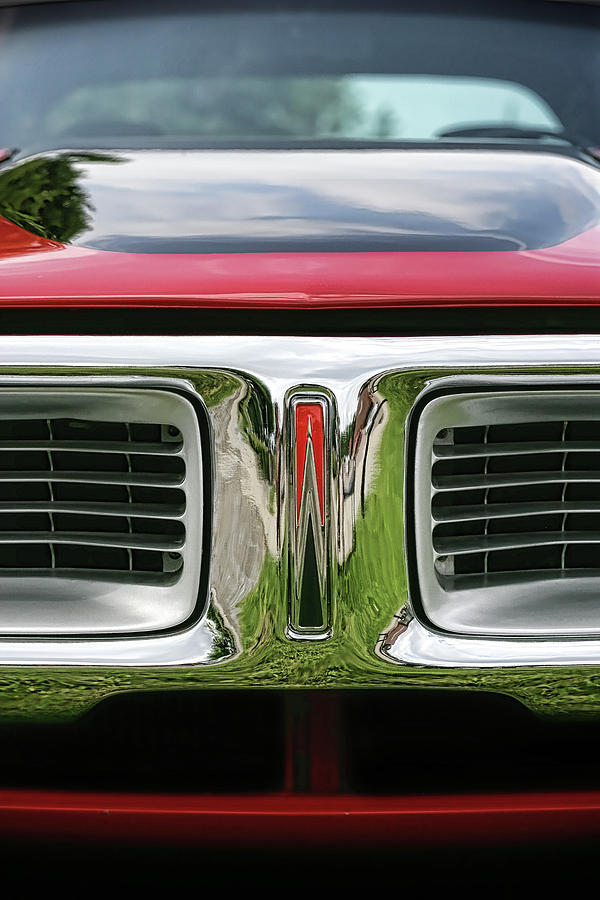 1972 Dodge Charger 400 Magnum Photograph  - 1972 Dodge Charger 400 Magnum Fine Art Print