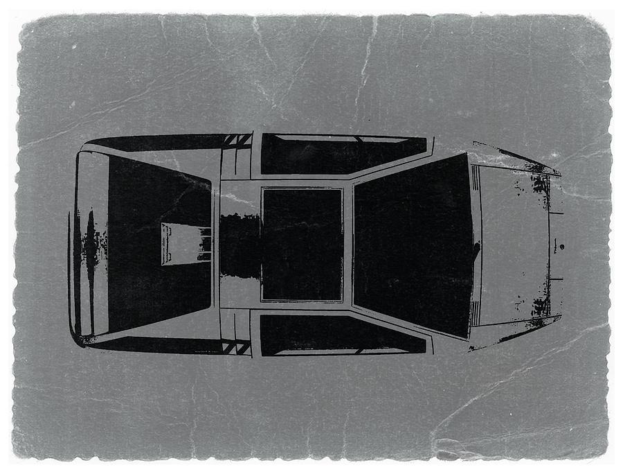 1972 Maserati Boomerang Photograph