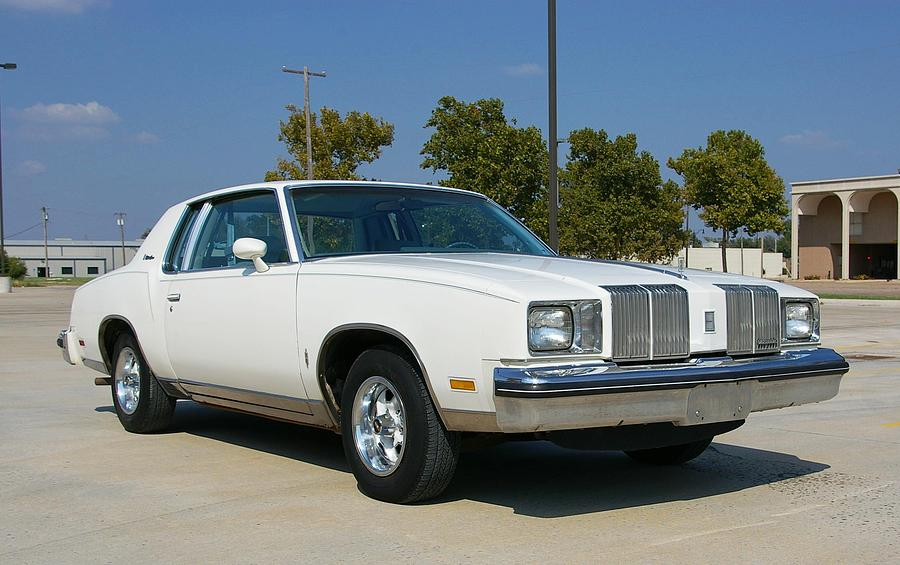 1979 Oldsmobile Cutlass By Randy Sherman