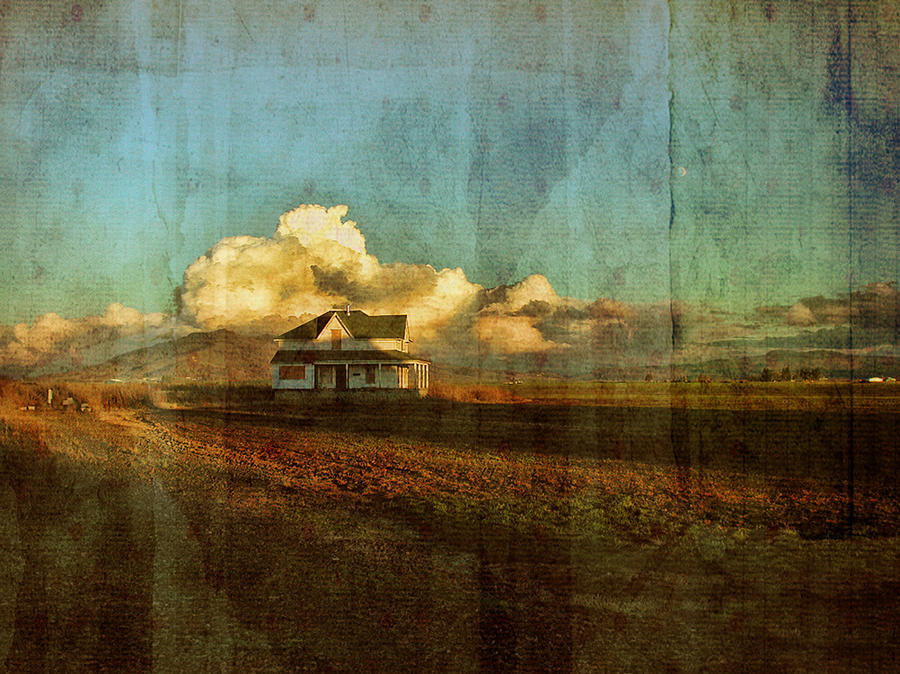 Abandoned House Photograph - Abandoned by Bonnie Bruno