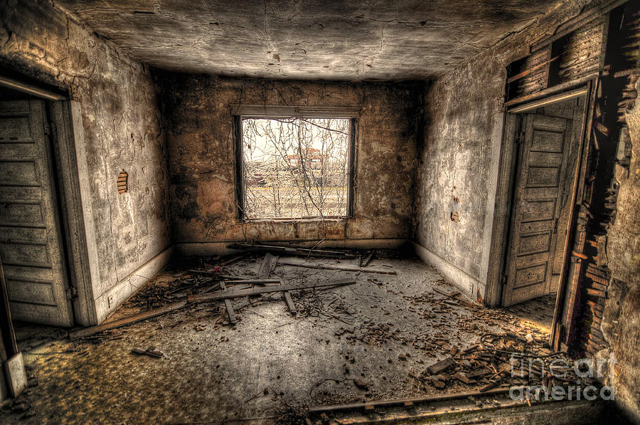 Miguel Photograph - Abandoned by Miguel Celis