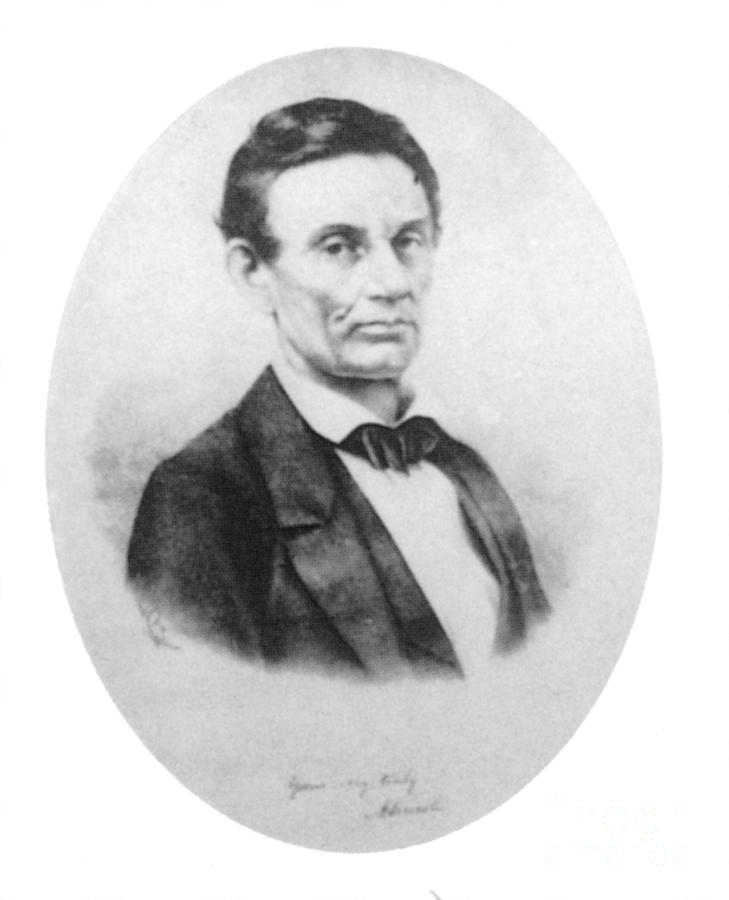 Abraham Lincoln, 16th American President Photograph