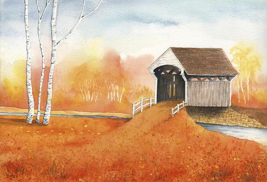 Autumn Color Painting