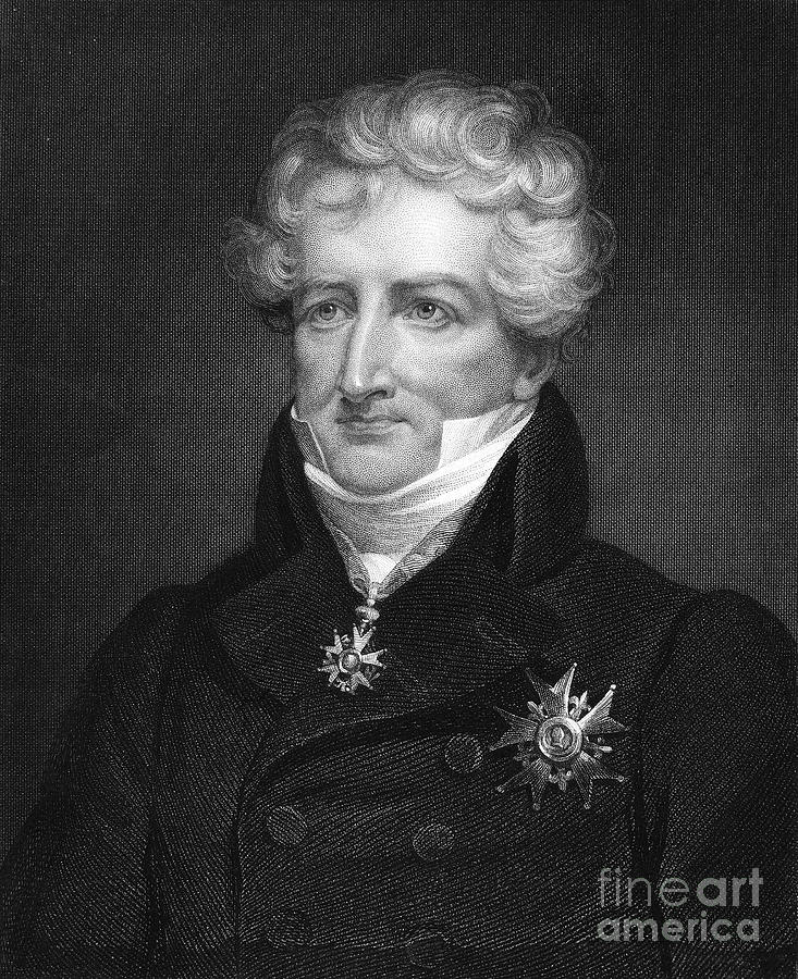 Baron Georges Cuvier Photograph