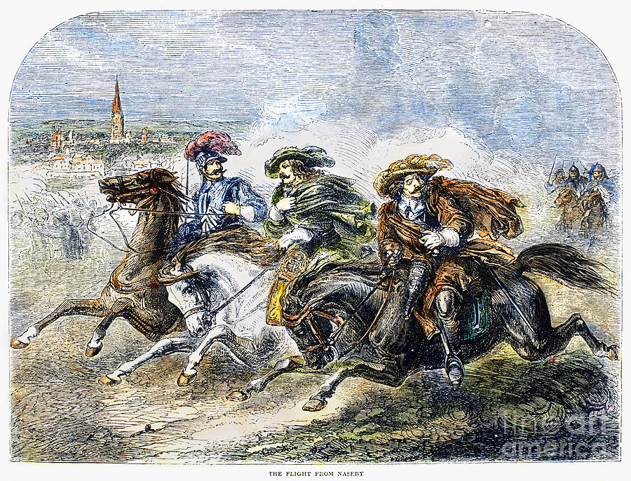 Battle Of Naseby, 1645 is a photograph by Granger which was uploaded ...