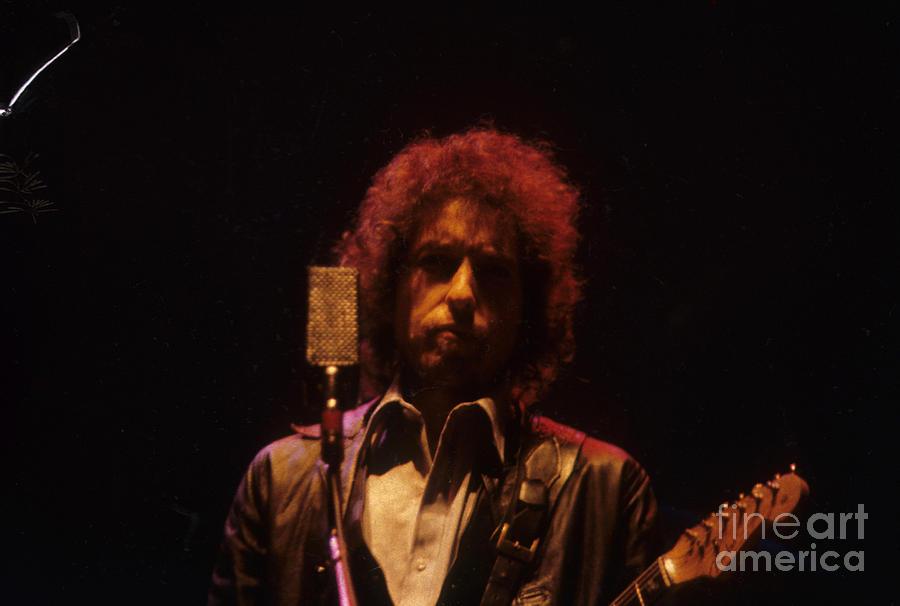 Bob Dylan Photograph