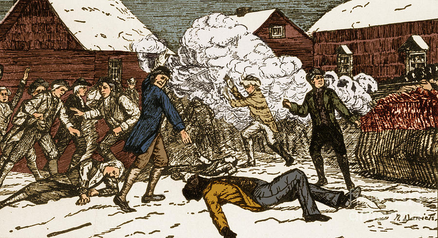 causes of the boston massacre Beyond the mythology of the boston massacre  he supports the patriots cause  but he really doesn't like a lot of these mobs that are.