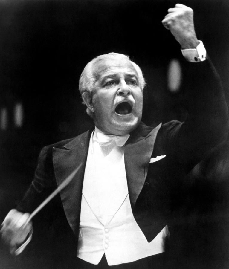 Boston Pops Orchestra Conductor, Arthur Photograph
