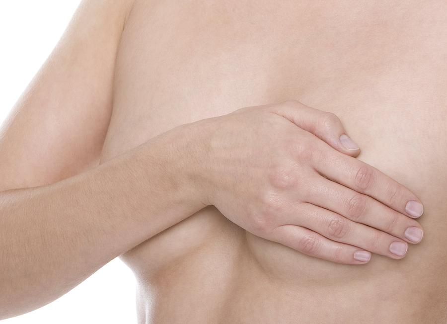 Breast Self-examination Photograph