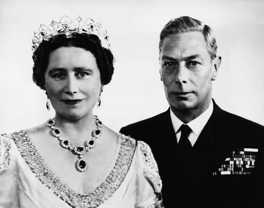 British Royalty. British Queen Photograph