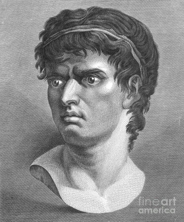 Brutus, Roman Politician Photograph